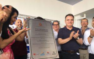 Litoral Norte e São José recebem centro de capacitação e hospitais