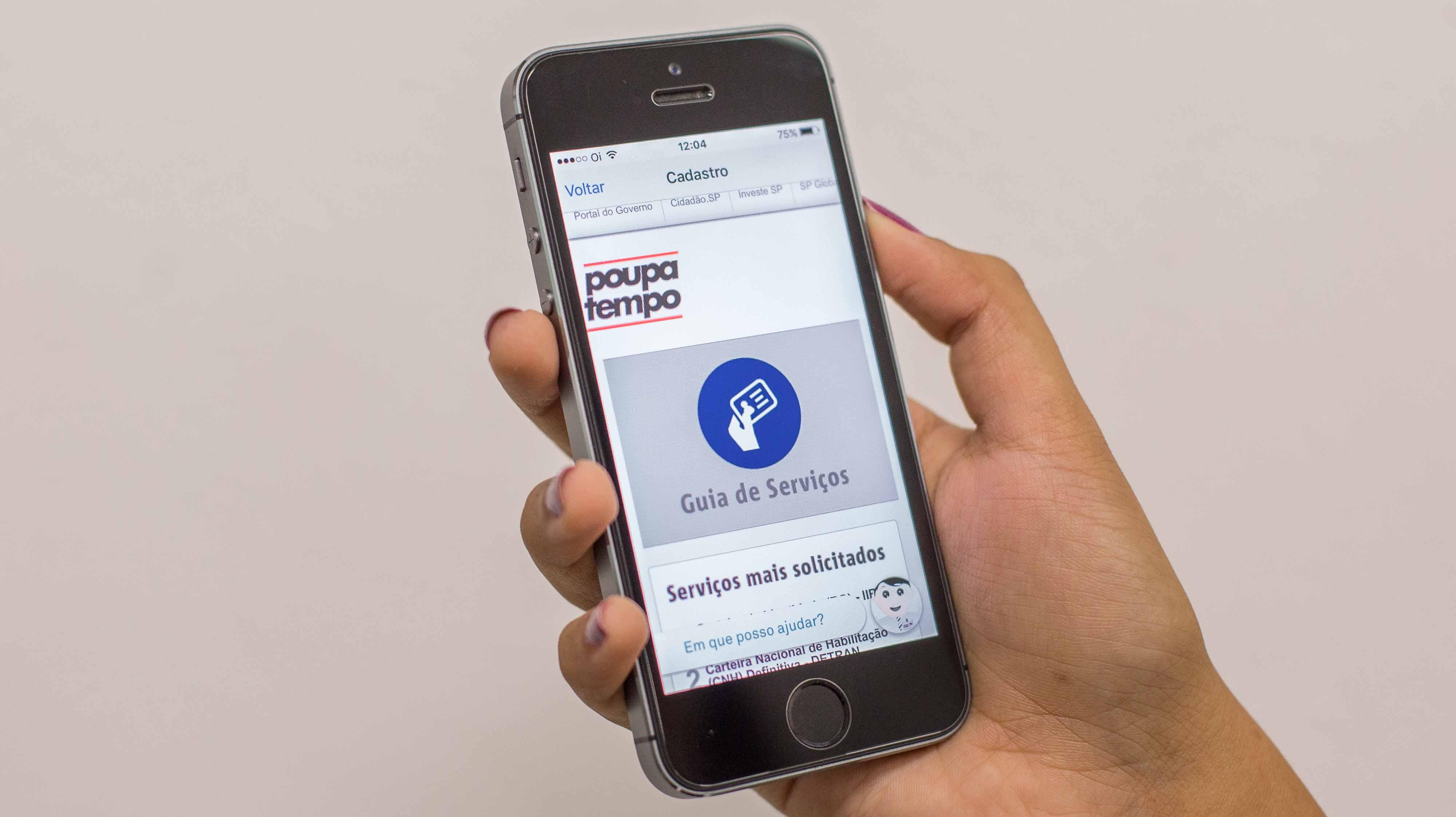 Saiba como fazer o agendamento de serviços do Poupatempo | Governo do Estado de São Paulo