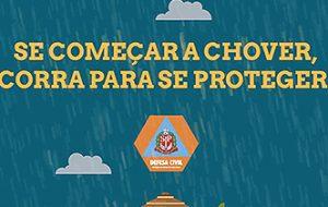 #PrevineSP: Saiba o que fazer para se proteger dos raios neste verão