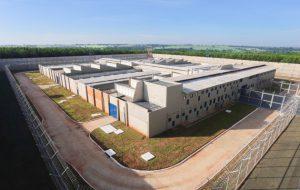 Icém recebe Centro de Detenção Provisória totalmente automatizado
