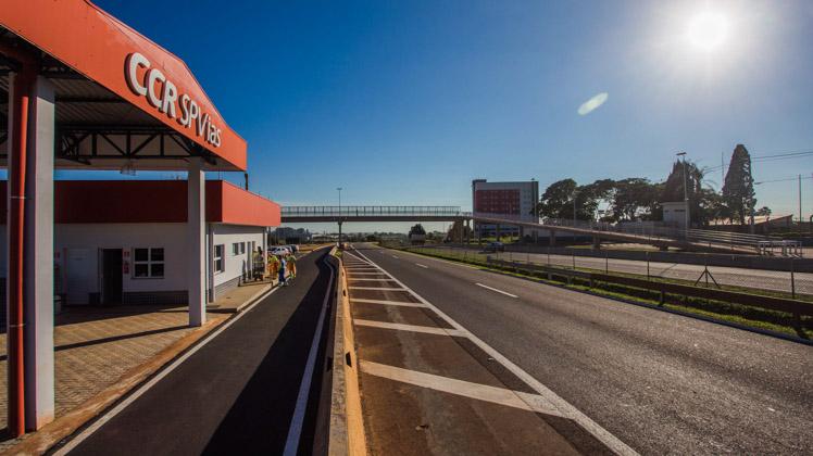 Cidade de Tatuí recebe vias marginais no Distrito Industrial da SP-127