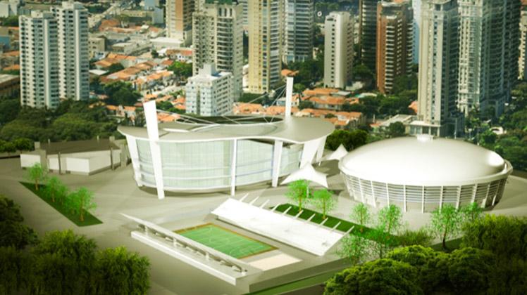 Concessão do Complexo Desportivo do Ibirapuera prevê investimento de R$ 230 mi