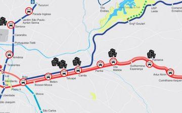 Capital paulista terá 15 novos terminais de ônibus