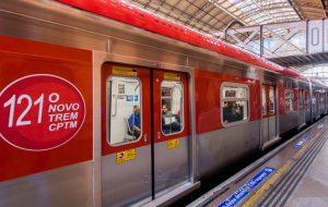 """CPTM ganha dois novos trens: """"São os mais modernos do mundo"""""""