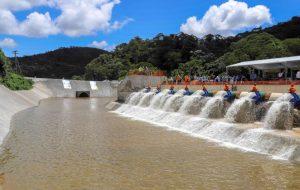 Alunos de escola estadual aprendem sobre uso dos recursos hídricos
