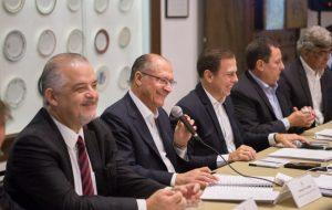 Estado e prefeitura de SP anunciam investimentos na capital paulista