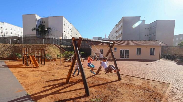 População de Ribeirão Preto recebe 170 novos apartamentos da CDHU
