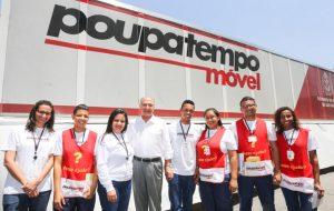 Ermelino Matarazzo receberá unidade móvel do programa Poupatempo