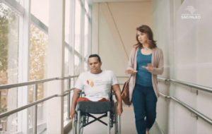 SP conta com rede de reabilitação para pessoas com deficiência física