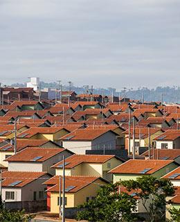 Produção de moradias e melhorias urbanas