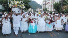 Festa a Iemanjá