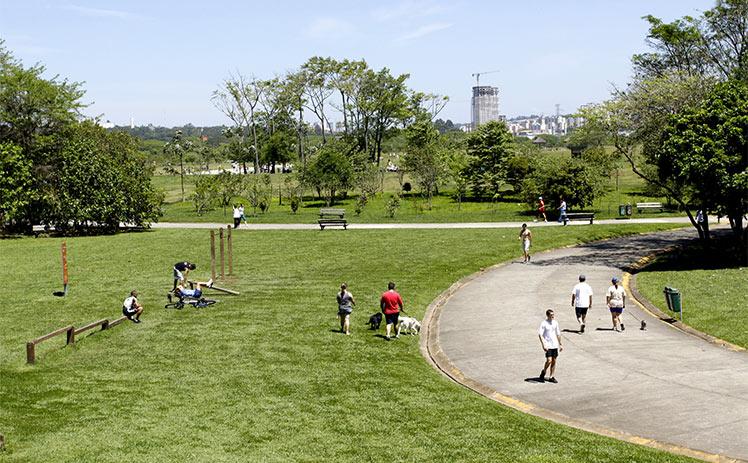 Parque Villa-Lobos terá atividades gratuitas no aniversário de São Paulo