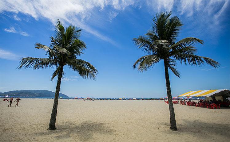 Praias e Estâncias