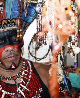 Festival de cultura tradicional paulista