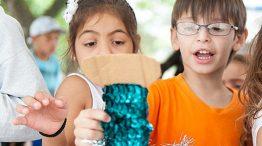 Festival de Arte para Crianças