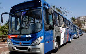 Ônibus metropolitanos são aprovados em ação de redução de poluentes