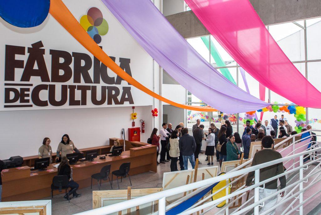 Matrículas abertas nas Fábricas de Cultura