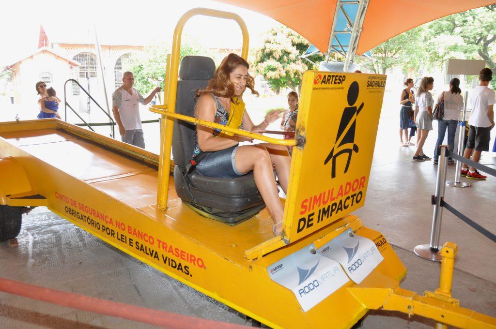 Férias com Segurança no Museu Catavento