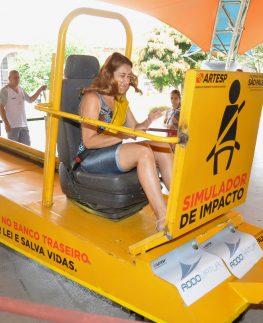 Redução de vítimas em acidentes fatais
