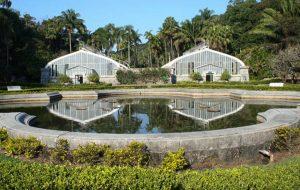 Jardim Botânico de SP abriga marco da Independência do Brasil