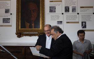 Alckmin abre exposição sobre o centenário de Jânio Quadros