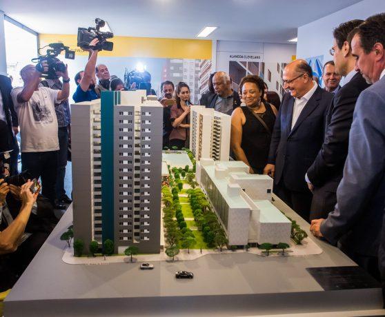 Centro terá novo complexo de moradias populares