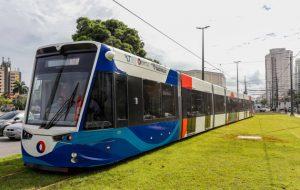Novas estações do VLT entram em operação na Baixada Santista
