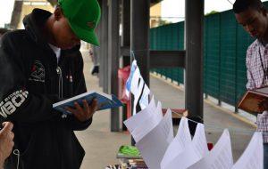 Estação Mogi promove distribuição gratuita de livros