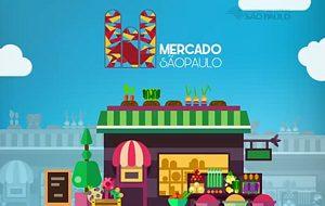 Mercado São Paulo: São Vicente recebe feira gastronômica e cultural