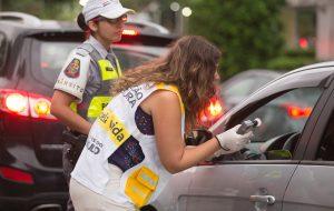 Direção Segura autua 90 motoristas em sete cidades no fim de semana