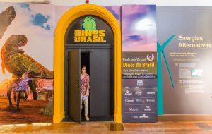 Dinos do Brasil no Catavento faz uma viagem à pré-história do país