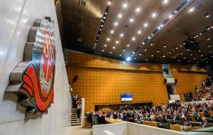 Parlamento Jovem Paulista reúne 28 alunos da rede estadual