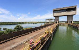 Obras no Canal de Avanhandava vão beneficiar Hidrovia Tietê-Paraná