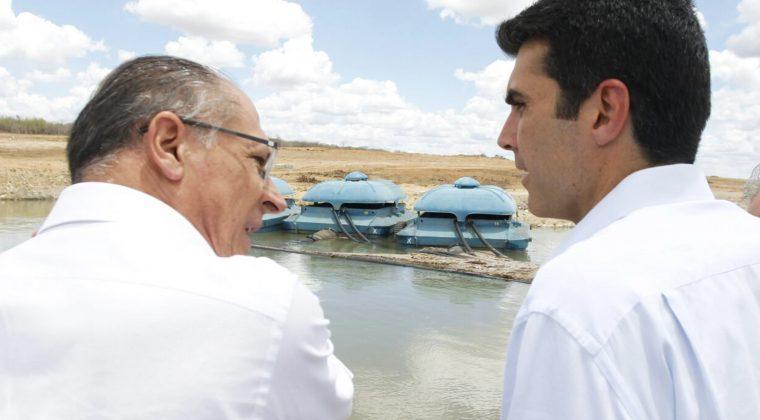 Equipamentos de São Paulo ajudam Nordeste a enfrentar seca