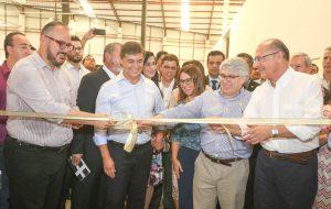 Alckmin comparece à inauguração em igreja de Alphaville