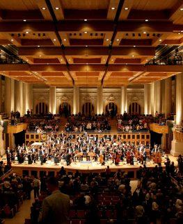 Sede da Orquestra Sinfônica do Estado