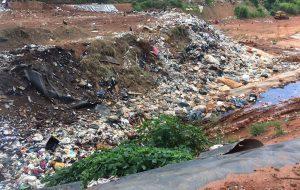 Secretaria do Meio Ambiente e Cetesb fecham aterro sanitário