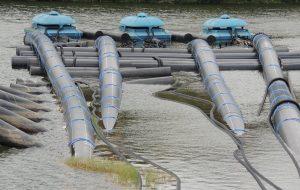 SP empresta equipamentos hidráulicos ao Distrito Federal