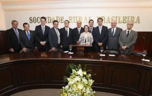 Alckmin prestigia posse da diretoria da Sociedade Rural Brasileira