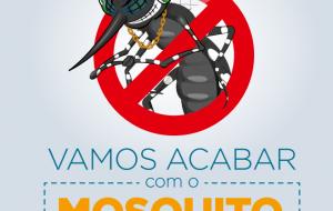 #SPContraoAedes: Veja como combater os focos do mosquito