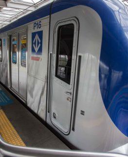 Melhoria e expansão da malha metroferroviária