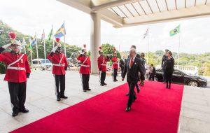 Rei Carlos XVI da Suécia vem a São Paulo para fórum empresarial