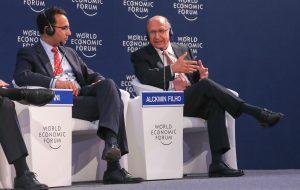 Em Buenos Aires, Alckmin participa do 12º Fórum Econômico Mundial