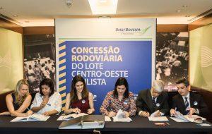 Concessão do lote de rodovias paulistas é habilitada por comissão