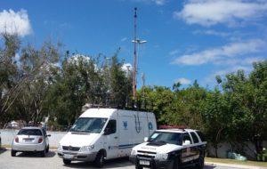 Cetesb instala estação móvel de qualidade do ar em Mogi das Cruzes