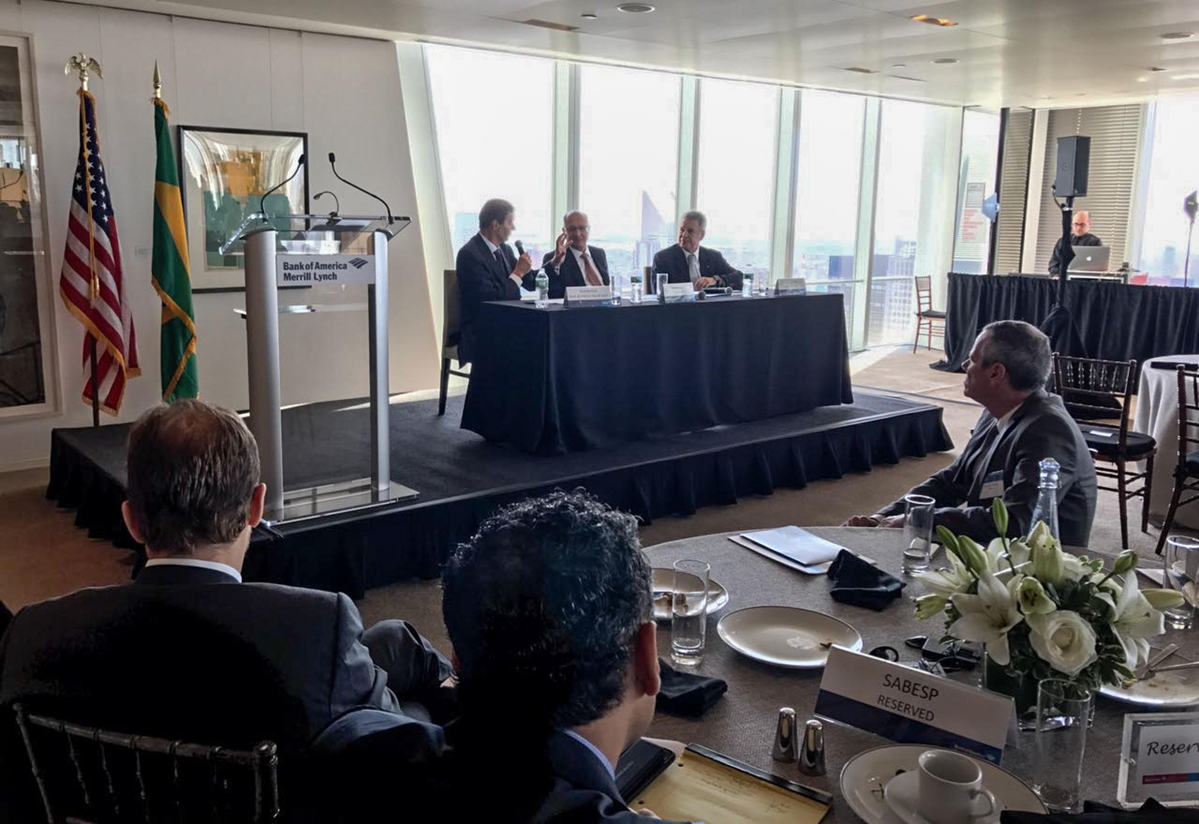 Alckmin apresenta oportunidades de negócios em São Paulo para ... 1602a6c8759b0