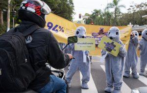 Campanha #FocaNoTrânsito promove ações educativas em Campinas