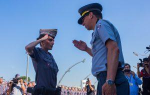 Conversa com o Governador aborda o novo concurso para a Polícia Militar