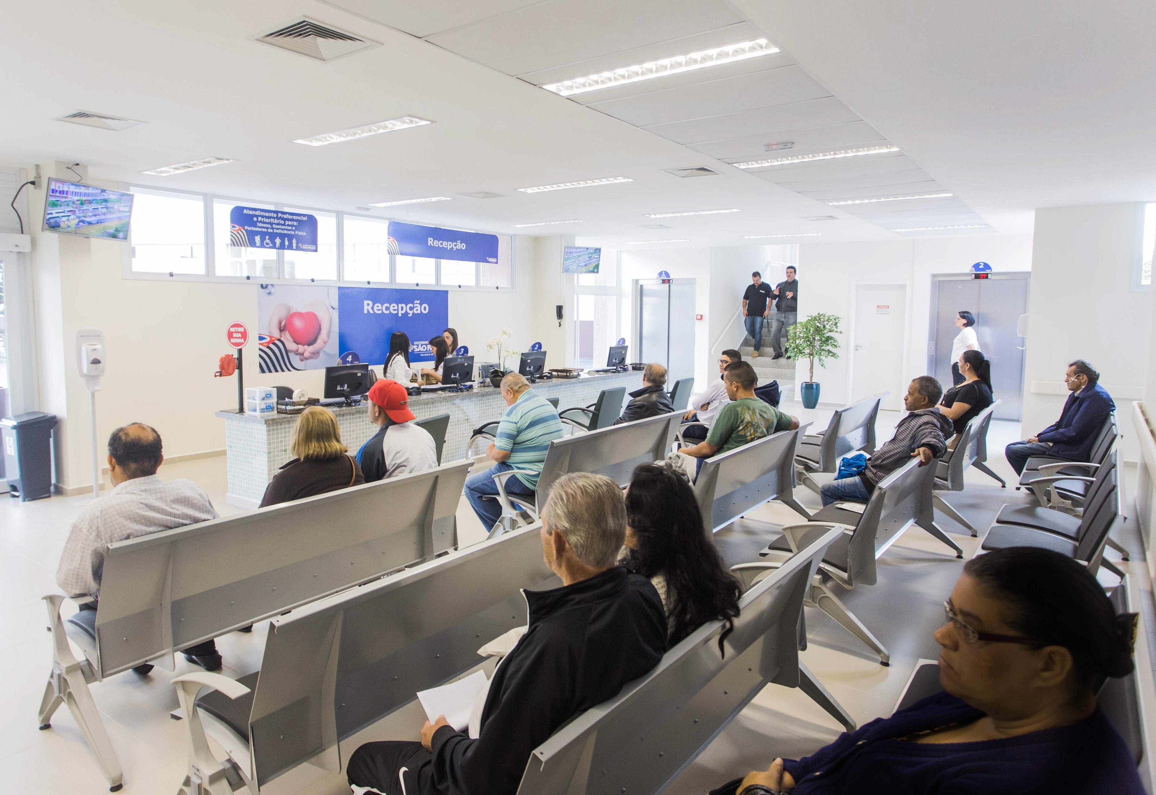6f4e41293 Inauguração do Centro Oncológico no Hospital das Clínicas Luzia de Pinho  Melo em Mogi das Cruzes