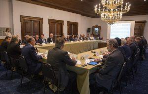 Em reunião do secretariado, contas de 2016 de SP são aprovadas